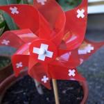 le premier août // bon anniversaire Suisse