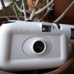my new gadget // Lomo Colorsplash White Camera