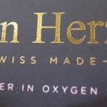 WORLD LEADER IN OXYGEN SKINCARE // KARIN HERZOG – SWISS MADE –