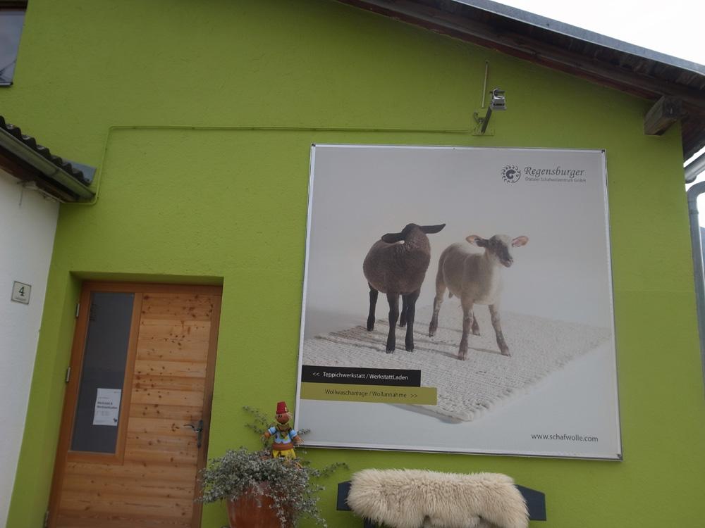 Regenbsurger Schafwollzentrum