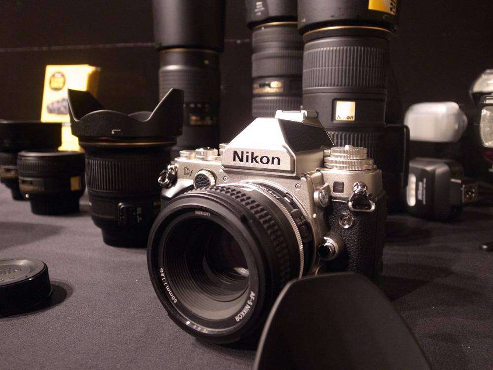 Nikon Blogger-Workshop