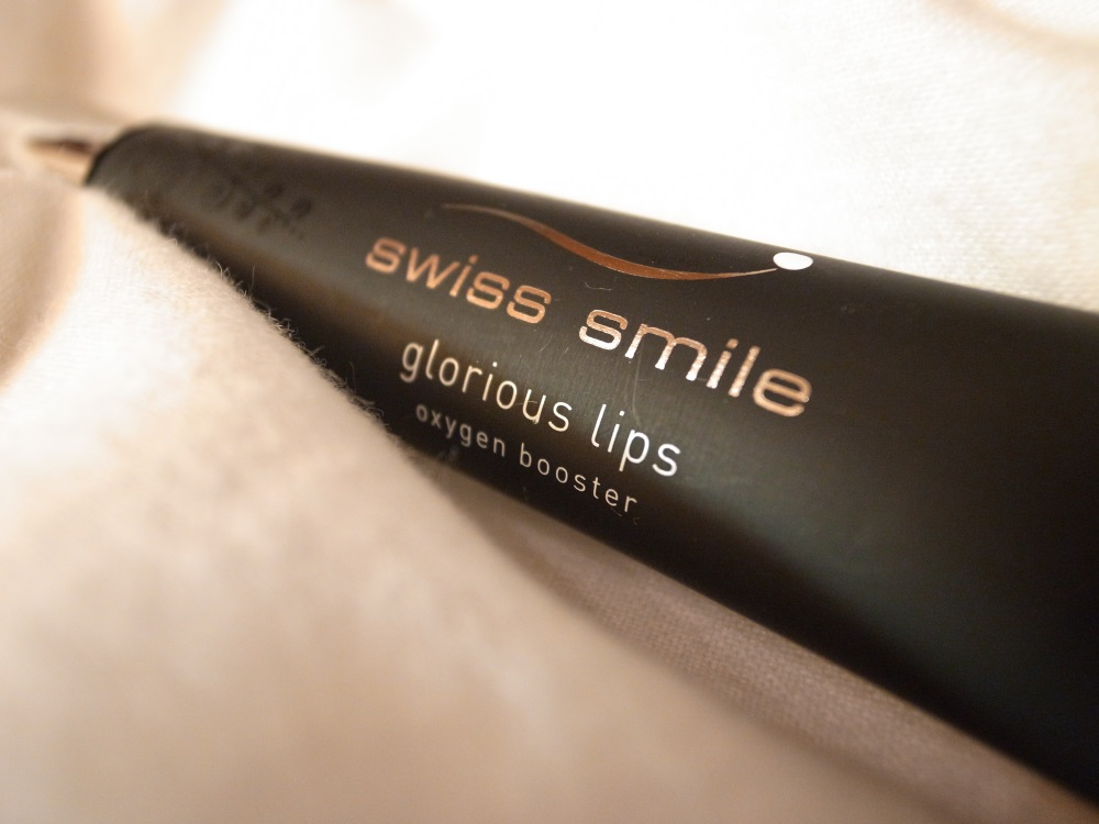 swiss smile glorious lips oxygen booster