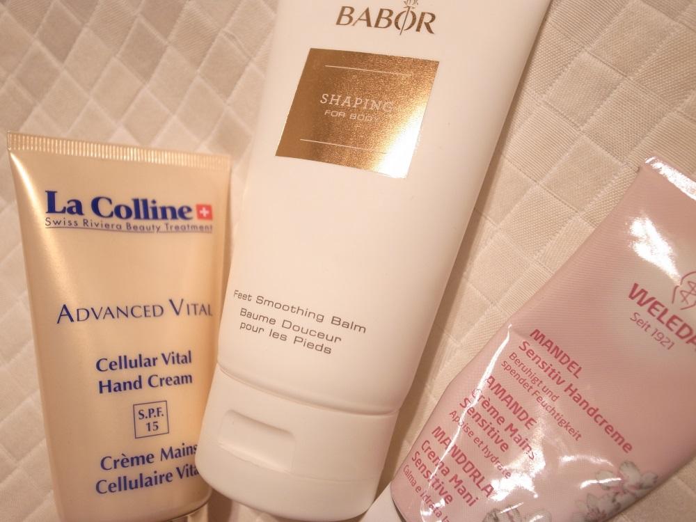 Winter Hautpflege