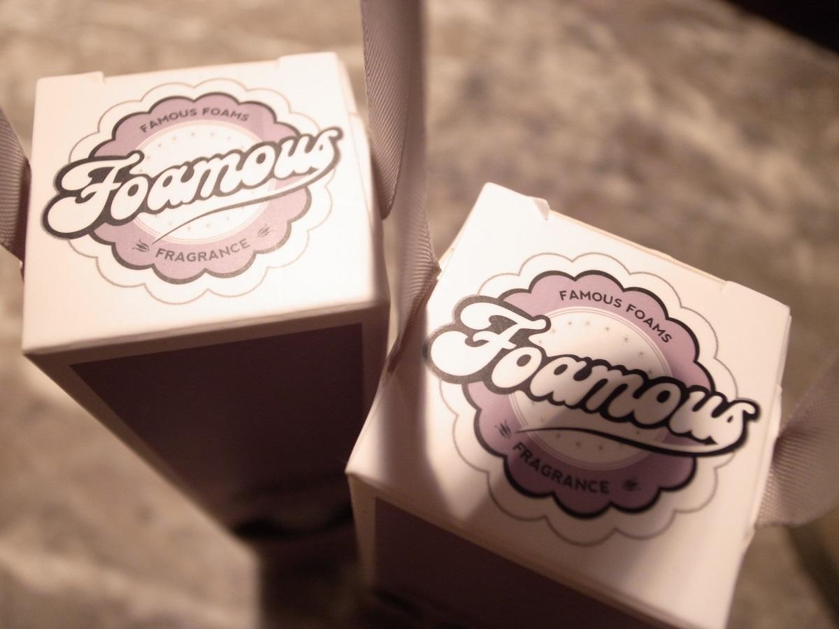 Foamous Schaum-Parfüm