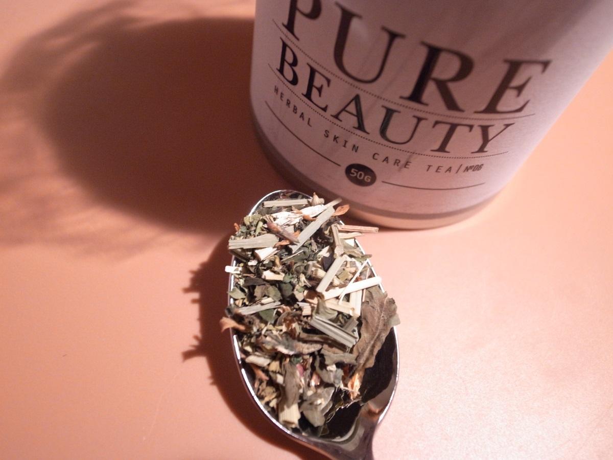 Teatox, Pure Beauty Tee, Tee, schöne Haut, Detox