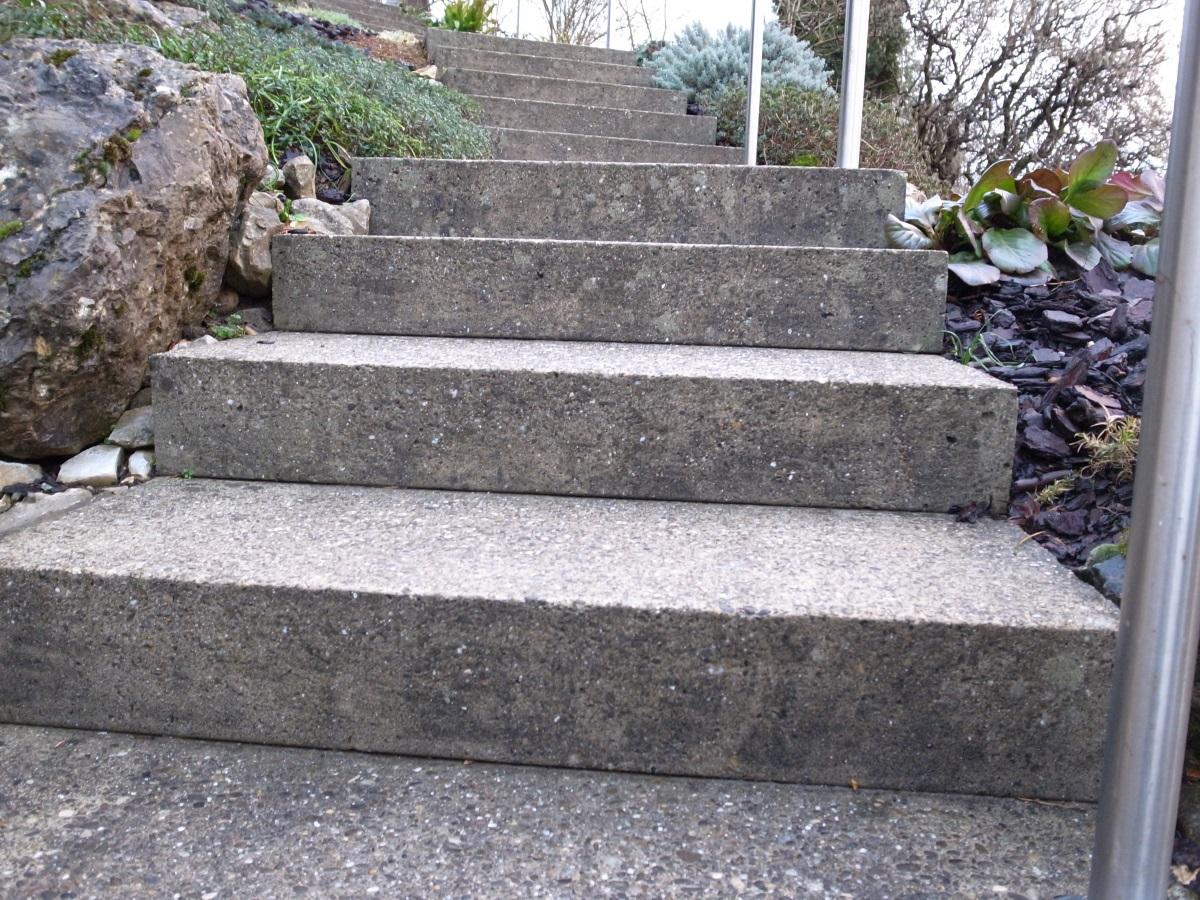 Treppe steigen, Fitness, Anti Cellulite