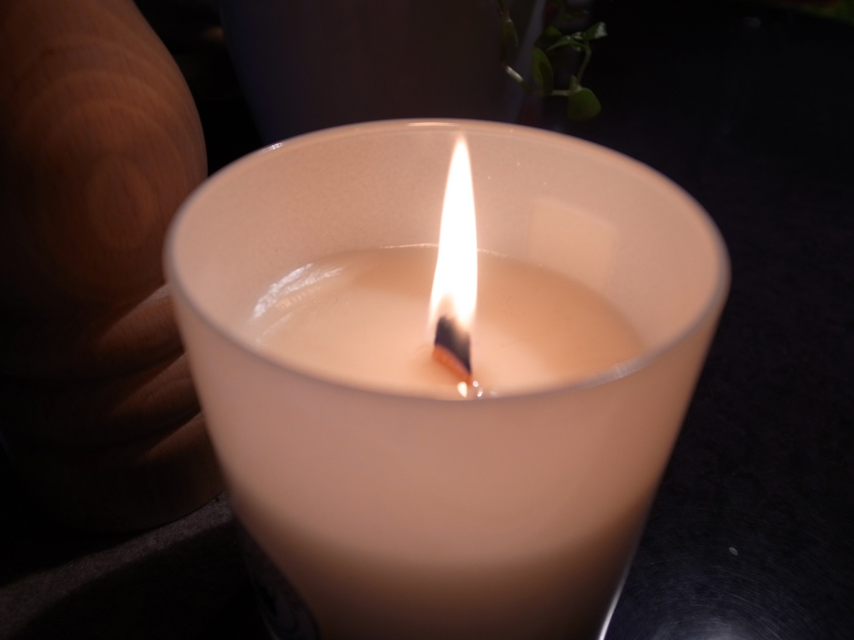 Sentimentals Duftkerze von Engels Kerzenmanufaktur