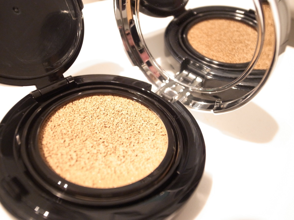 Die neue innovative IsaDora NUDE Cushion Foundation