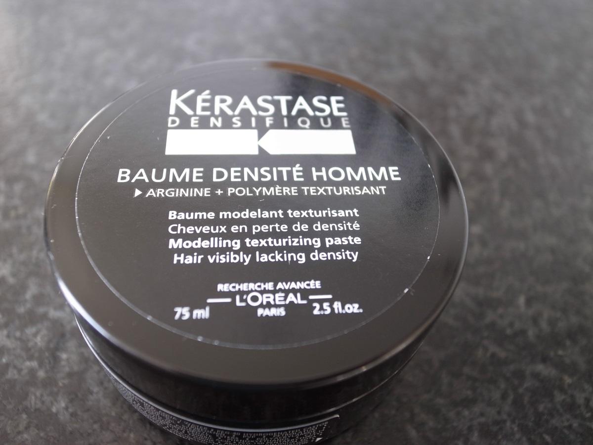 Die neue Kérastase Densifique Homme Modellierpaste