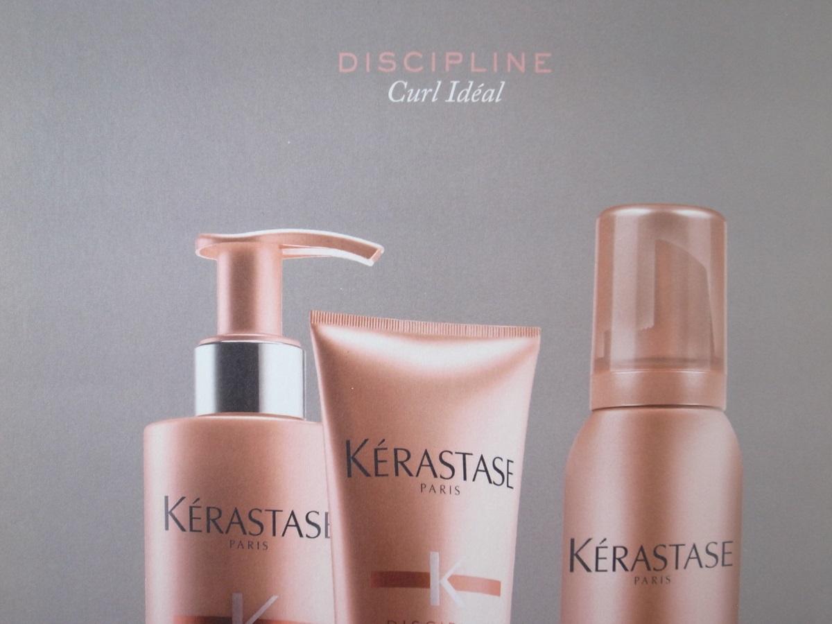KÉRASTASE Discipline Curl Idéal