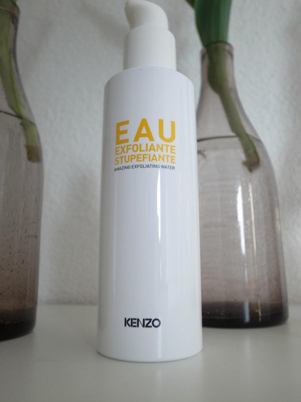Die neuen KENZOKI AMAZING CLEANSING WATER & KENZOKI AMAZING EXFOLIATING WATER
