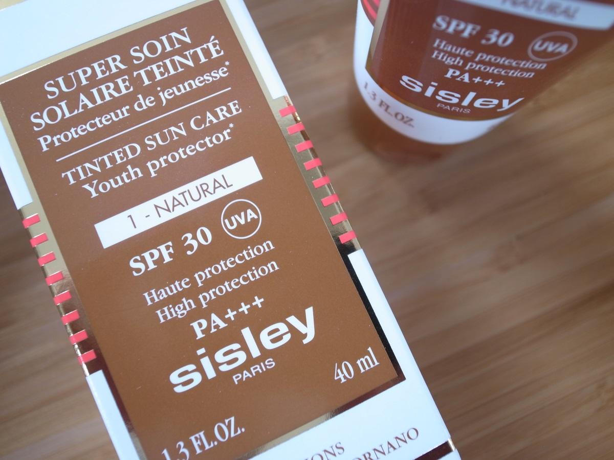 SUPER SOIN SOLAIRE TEINTÉ SPF 30 von Sisley Paris