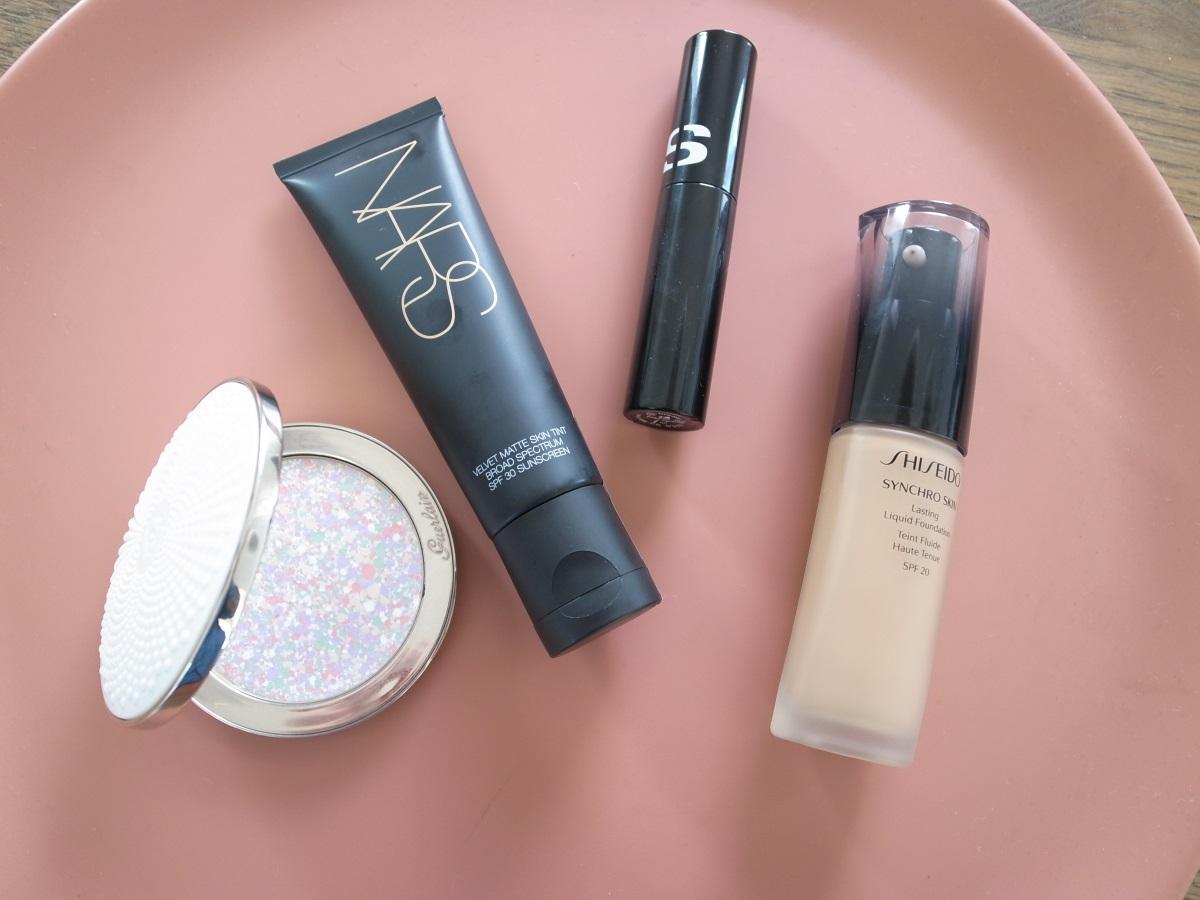 #nomakeup Look Shiseido Synchro Skin, Nars Velvet Matte Skin Tint
