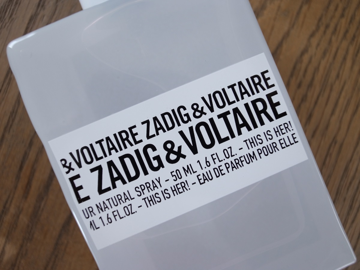 Zadig & Voltaire THIS IS HER! THIS IS HIM!