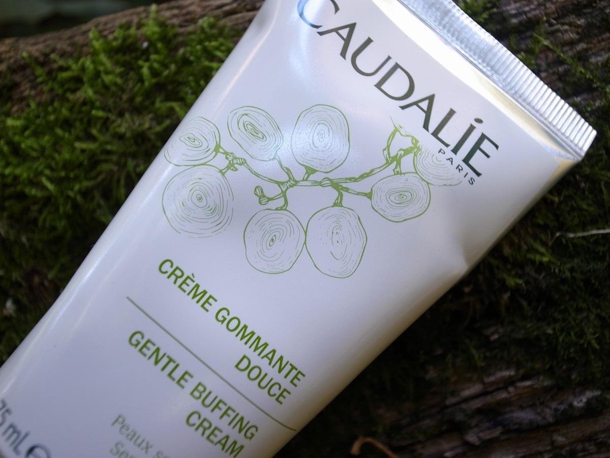 Gesichtspeeling Gentle Buffing Cream von Caudalie