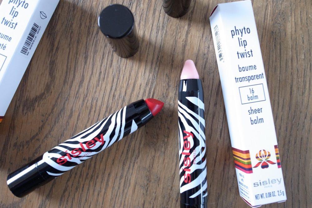 Sisley Paris Phyto-lip twist amazing mats & cocooning balm