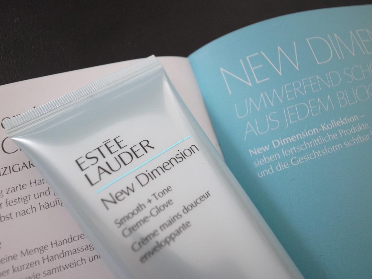 ESTÉE LAUDER New Dimension Smooth + Tone Creme-Glove