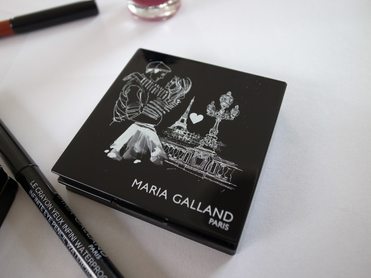 Maria Galland LaParisienne Make-up Herbst/Winter 16