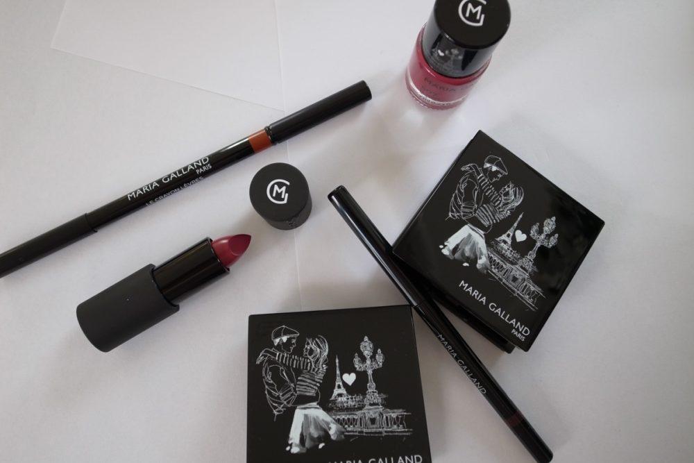 Maria Galland LaParisienne Make-up Herbst/Winter 16