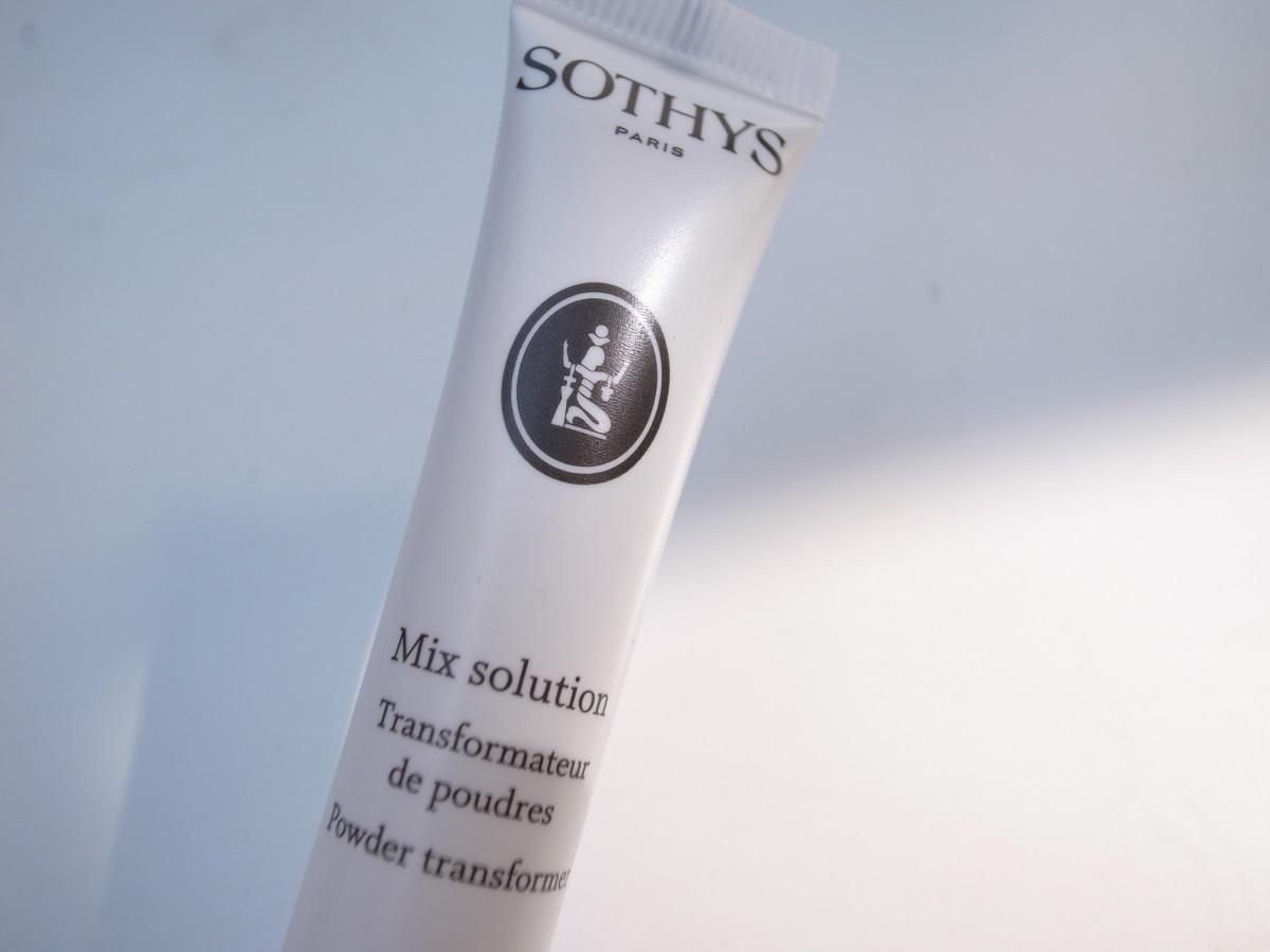 SOTHYS Make-up Un automne à Paris