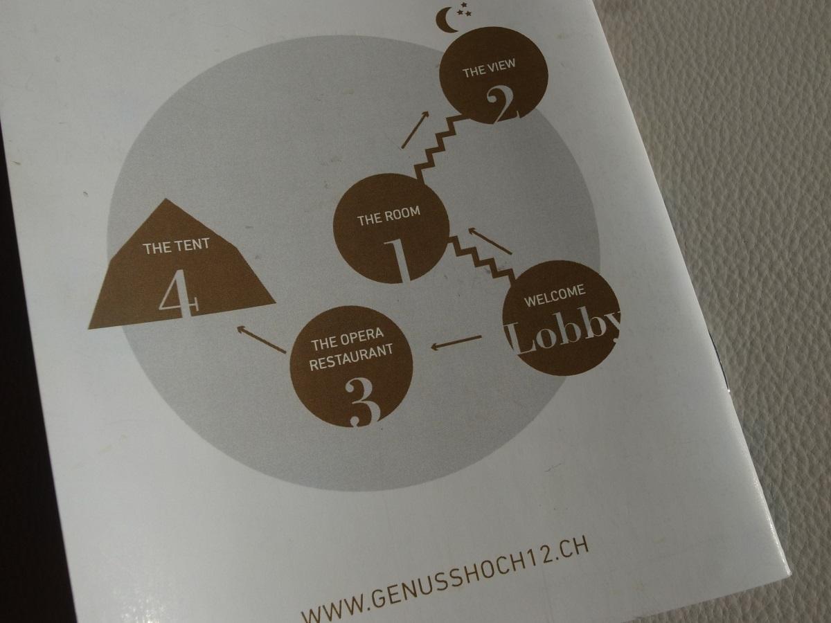 Genusshoch12 im Small Luxury Hotel Ambassador à l'Opéra Zürich