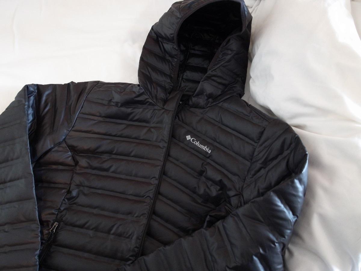 Columbia Sportswear Flash Forward Hooded Down Jacket