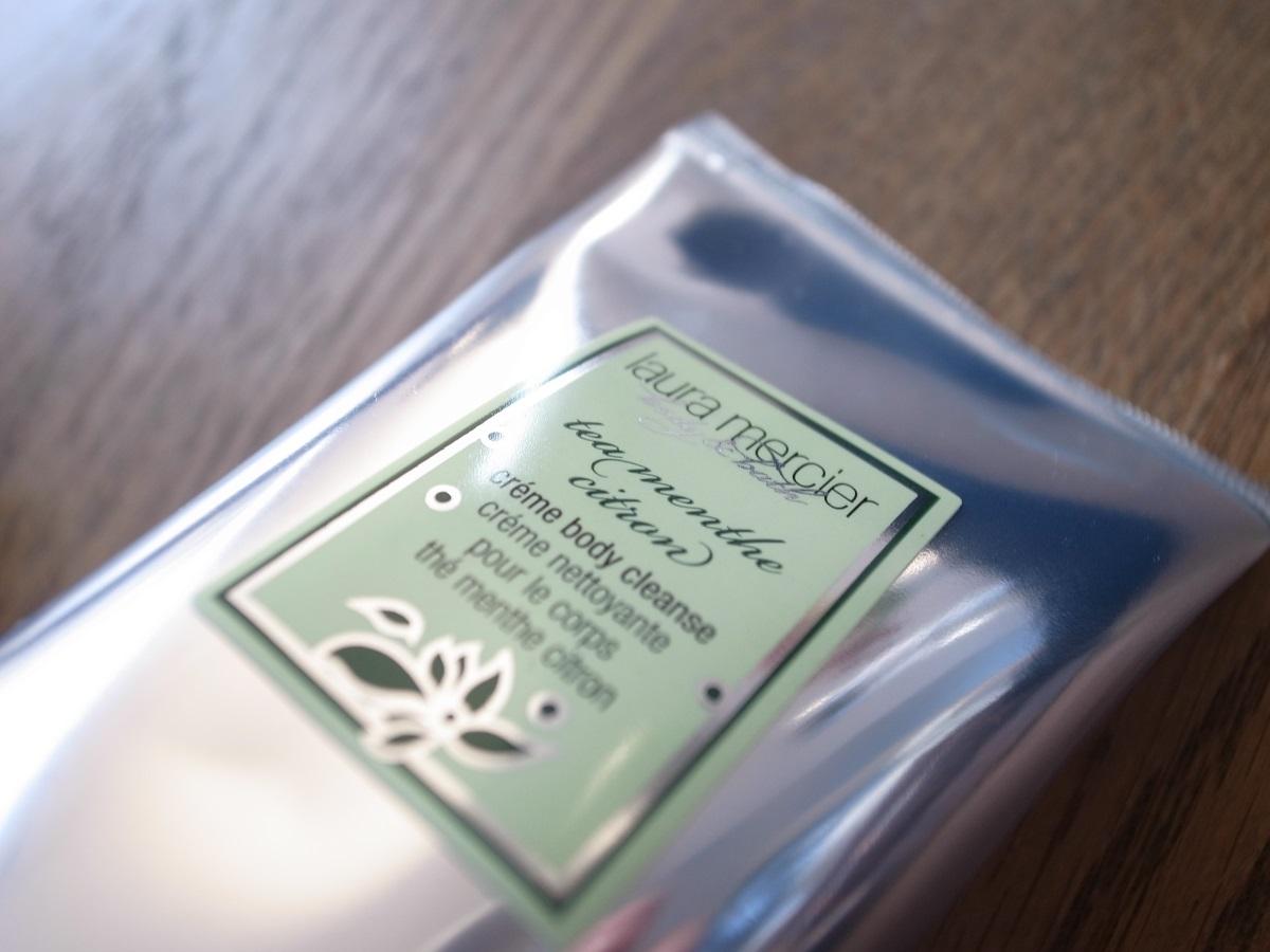 Laura Mercier T-Time Tea Menthe Citron Collection