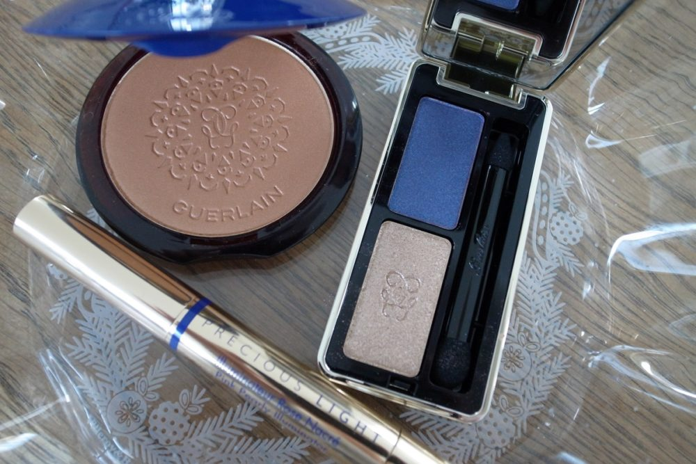 Guerlain HOLIDAY MAKE-UP COLLECTION by Natalia Vodianova
