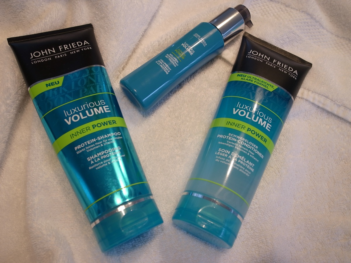 John Frieda Luxurious Volume Inner Power