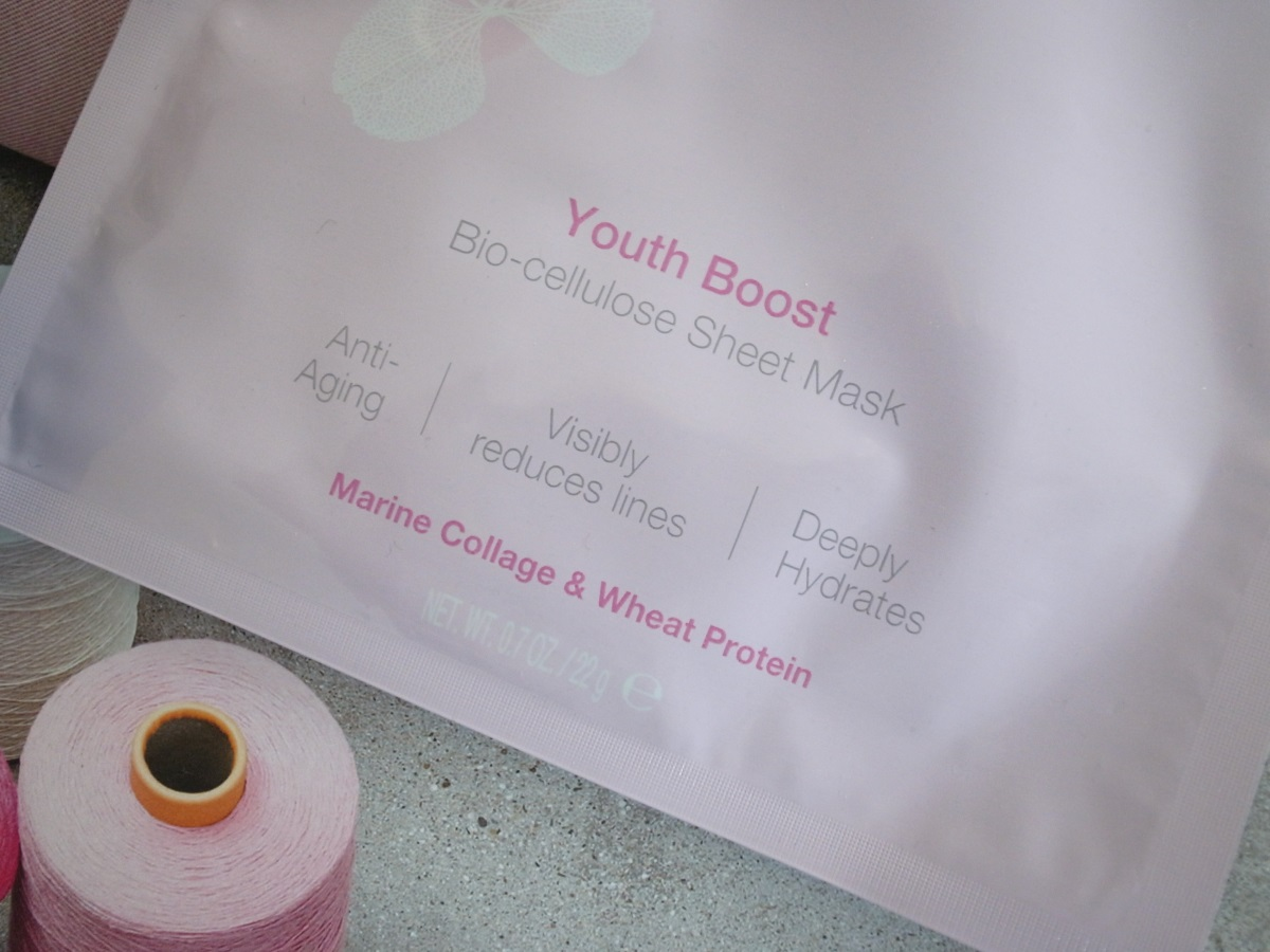 RITUALS Moisture Boost Bio-cellulose Sheet Mask & Youth Boost Bio-cellulose Sheet Mask