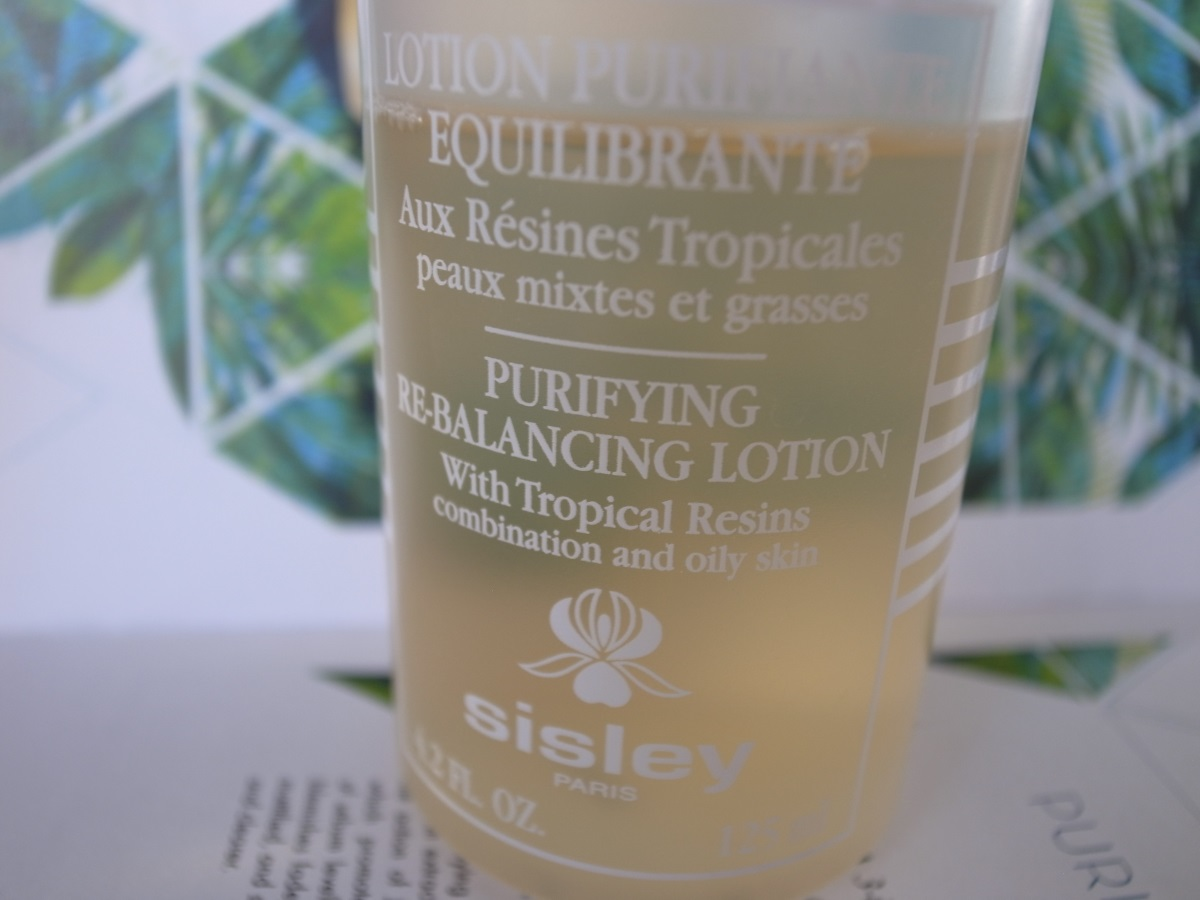 LOTION AUX RÉSINES TROPICALES von Sisley Paris