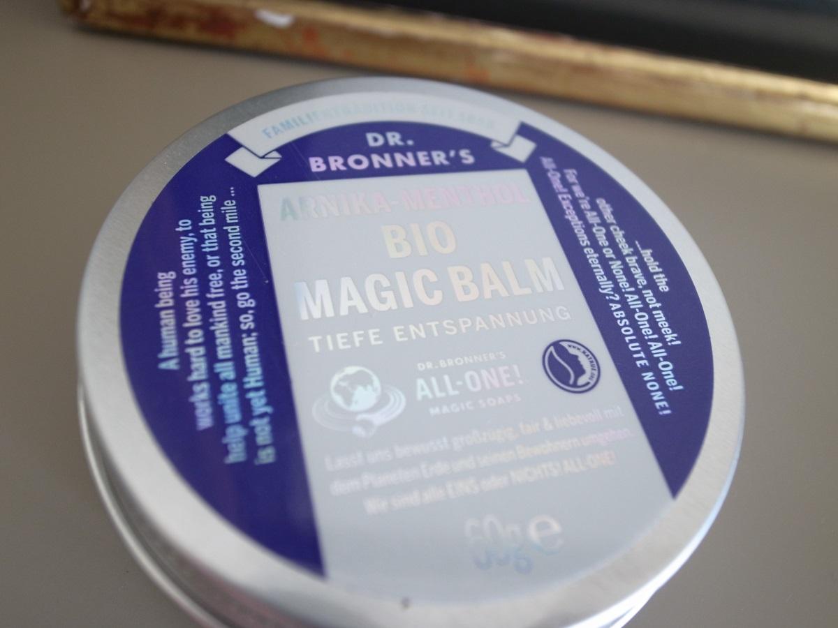DR. BRONNNER'S Magic Balm Arnika-Menthol
