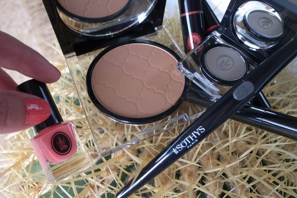 SOTHYS Désert chic Make-up Kollektion