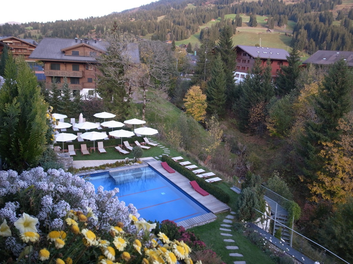 Wellness- & Spa-Hotel Ermitage Schönried ob Gstaad