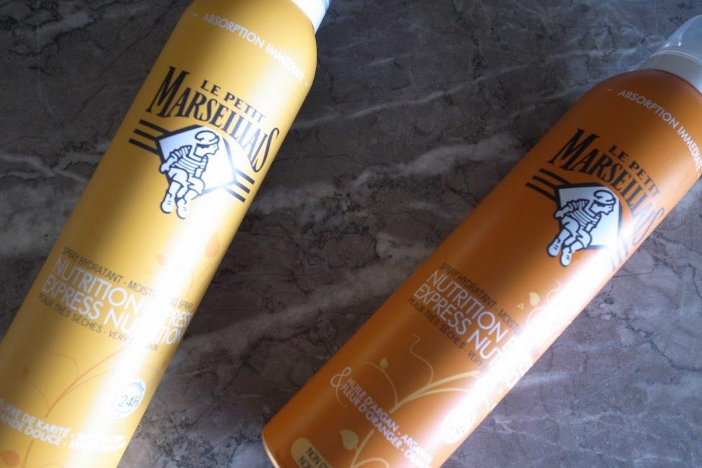Le Petit Marseillais Body Spray Nutrition Express