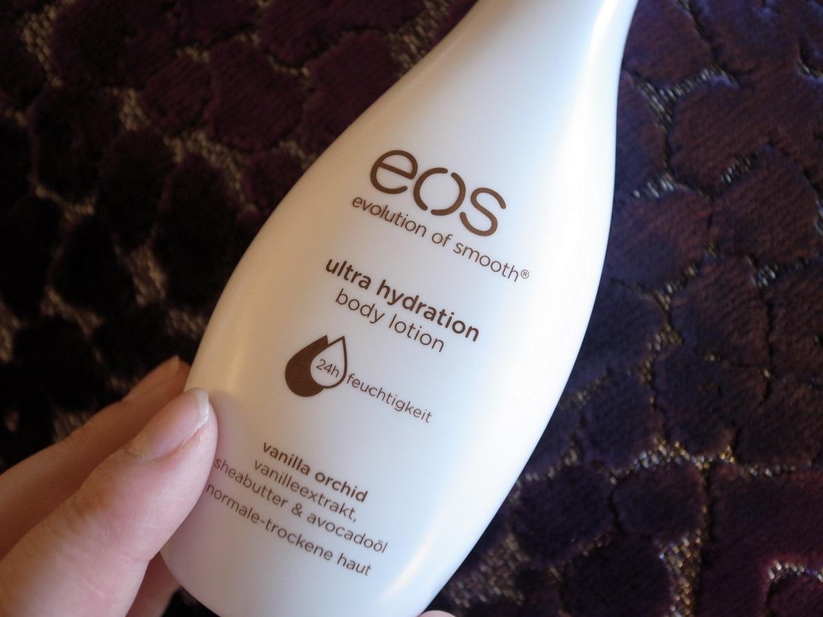 eos Hand- & Bodylotion