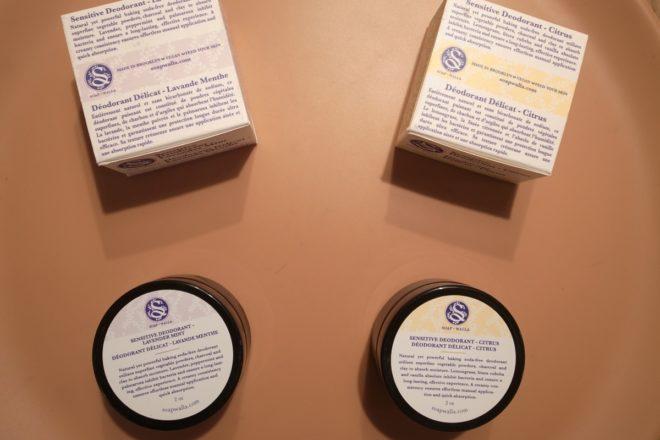 Soapwalla Kitchen Sensitive Skin Deodorant Cream