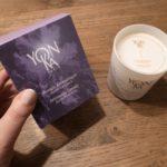 Entspann dich mit den neuen Duftkerzen von Yon-Ka