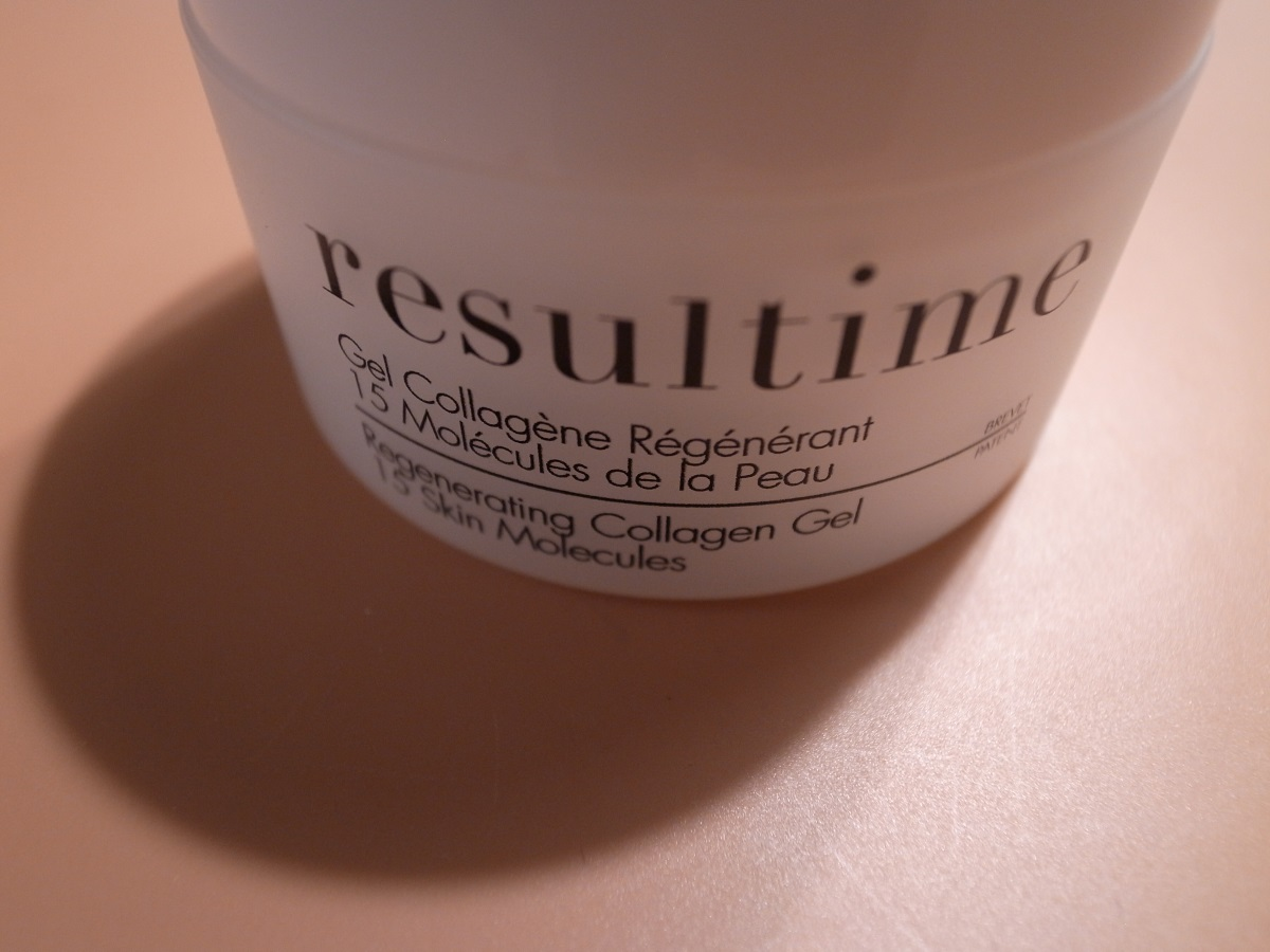 resultime Regenerating Collagen Gel