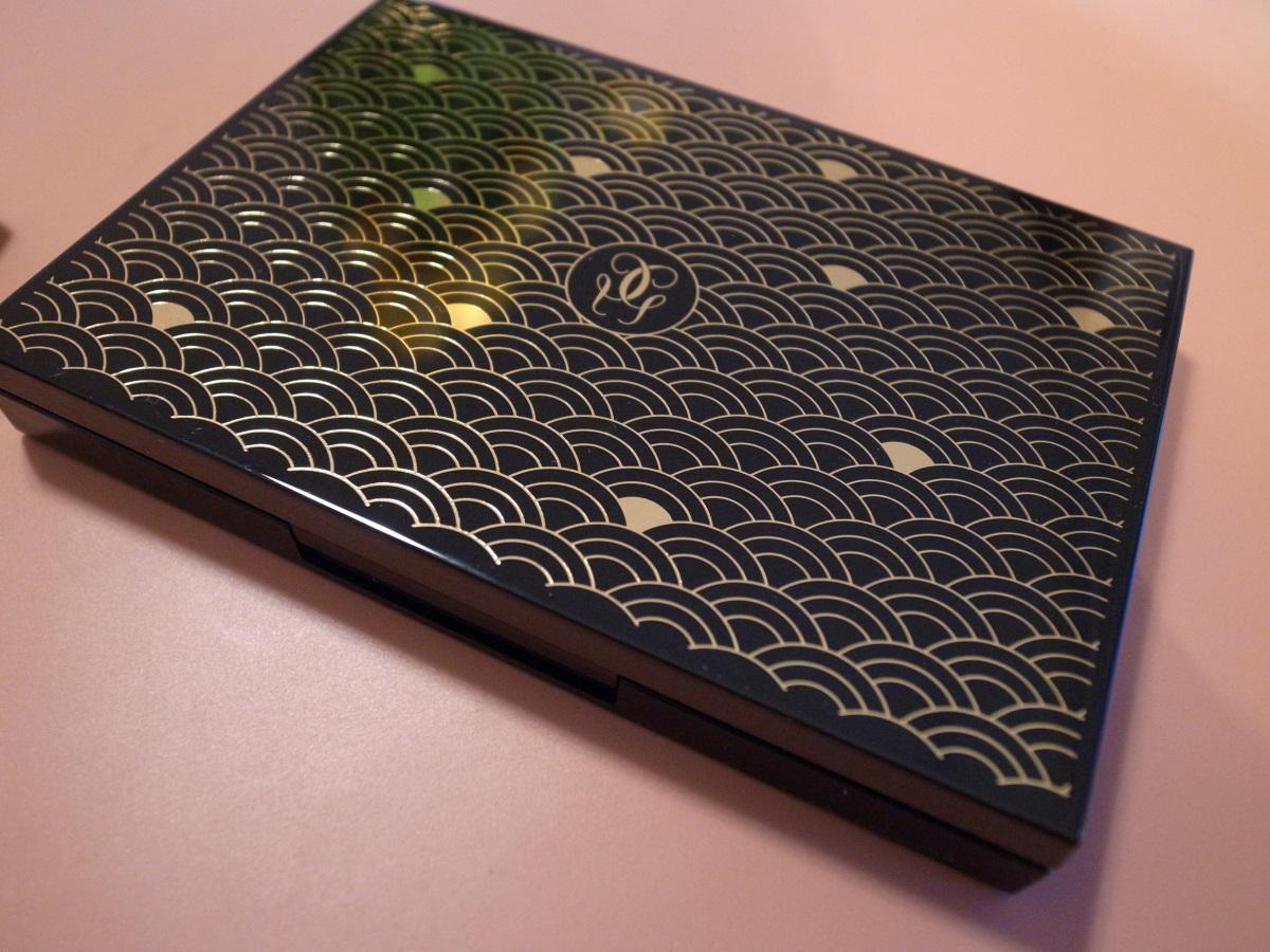 Guerlain Gold Palette