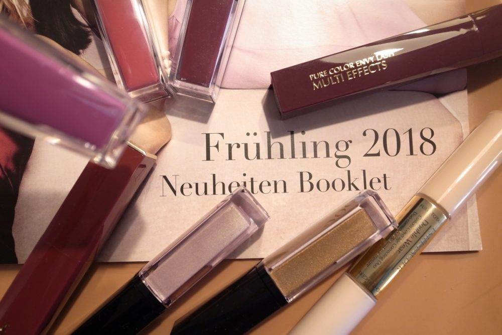 Estée Lauder Frühling 2018