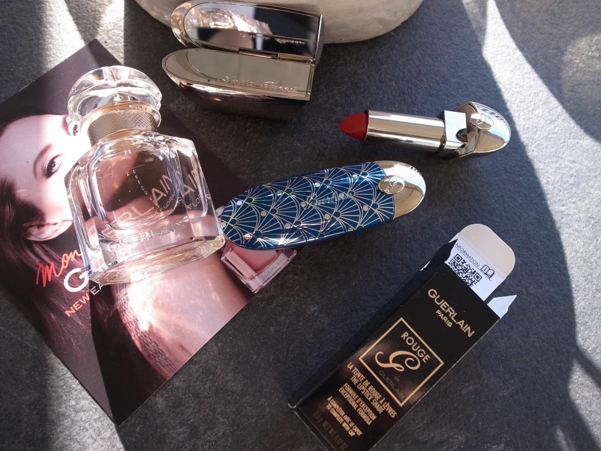 ROUGE G de Guerlain & Guerlain Eau de Parfum Florale