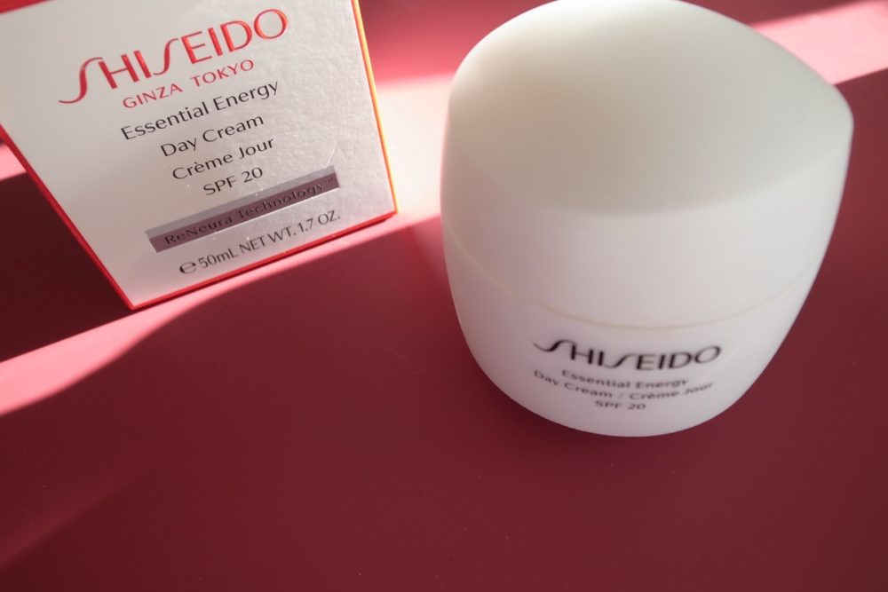 Shiseido Essential Energy Day Cream SPF20