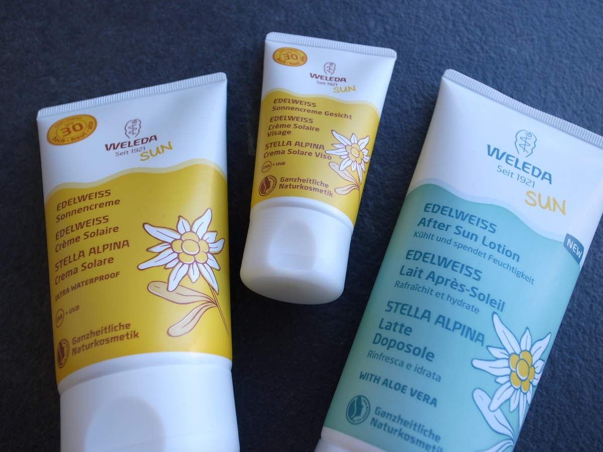 WELEDA SUN & AFTER SUN