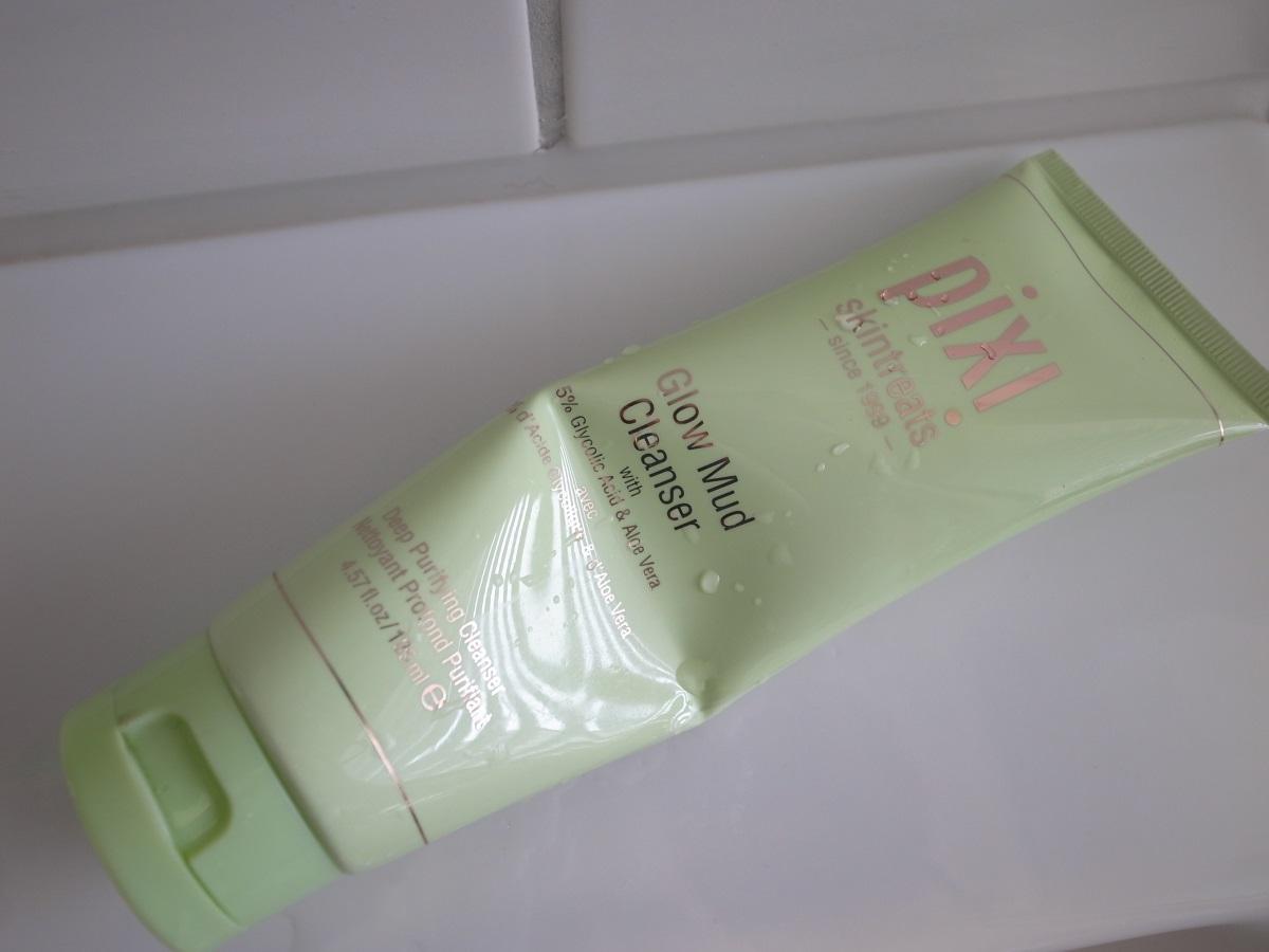PIXI Beauty Glow Tonic, Glow Mud Cleanser, Glow Mist, Glow-O2 Oxygen Mask