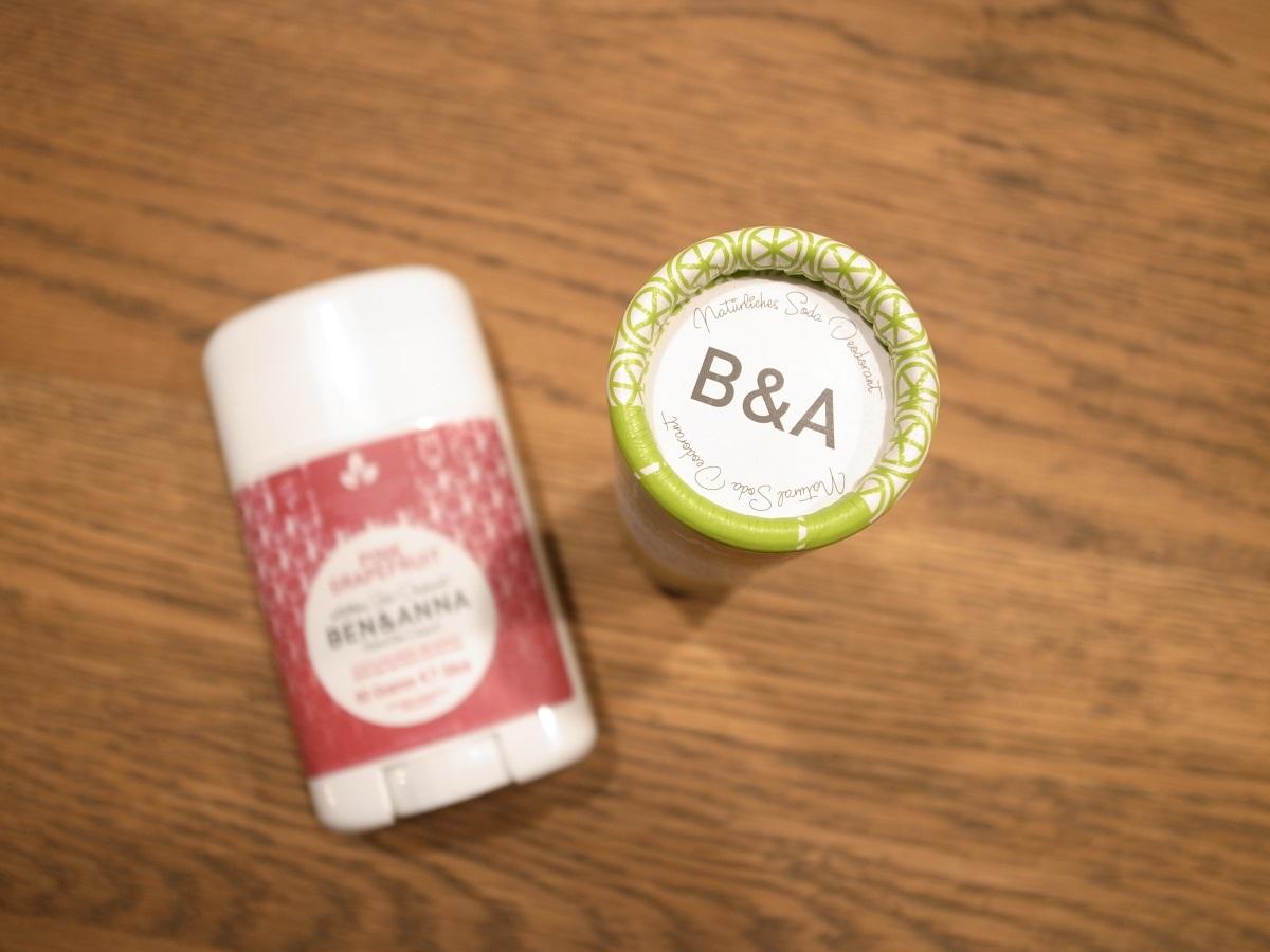 Ben & Anna natürliches Soda Deodorant