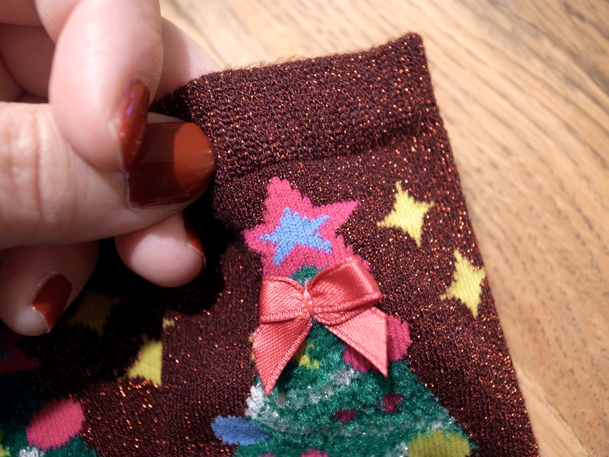 Burlington Ugly Christmas Damen Socken