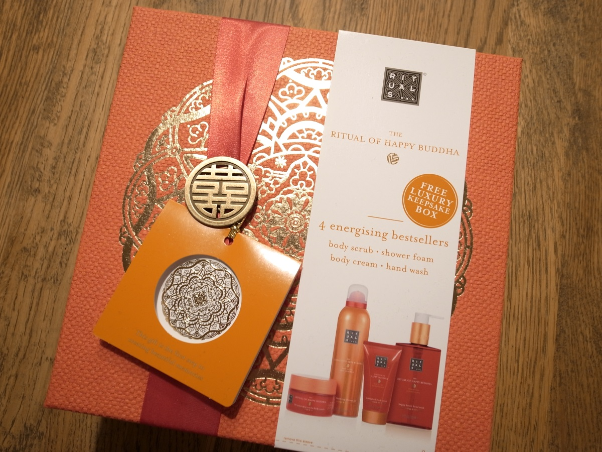 THE RITUAL OF HAPPY BUDDHA ENERGISING RITUAL von RITUALS
