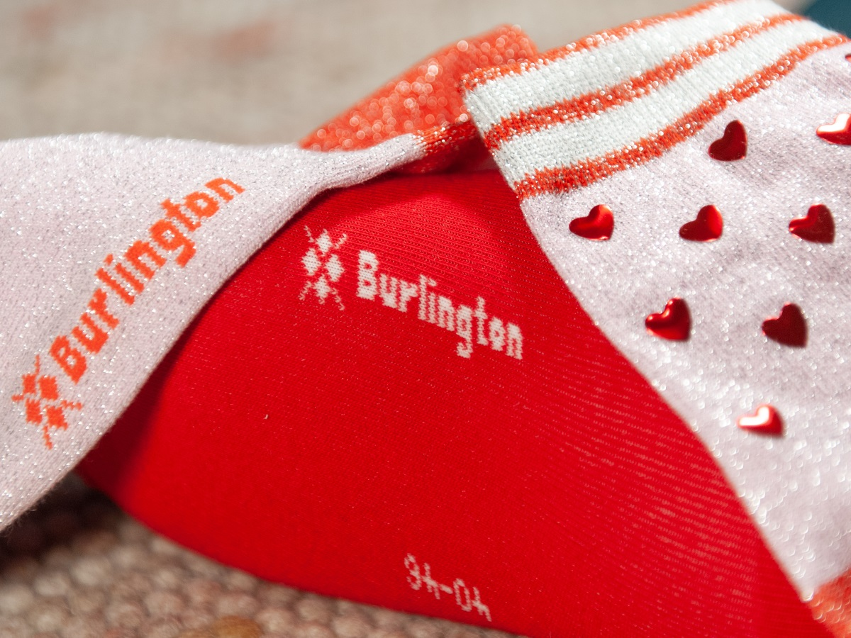 Burlington Socken Love Stinks