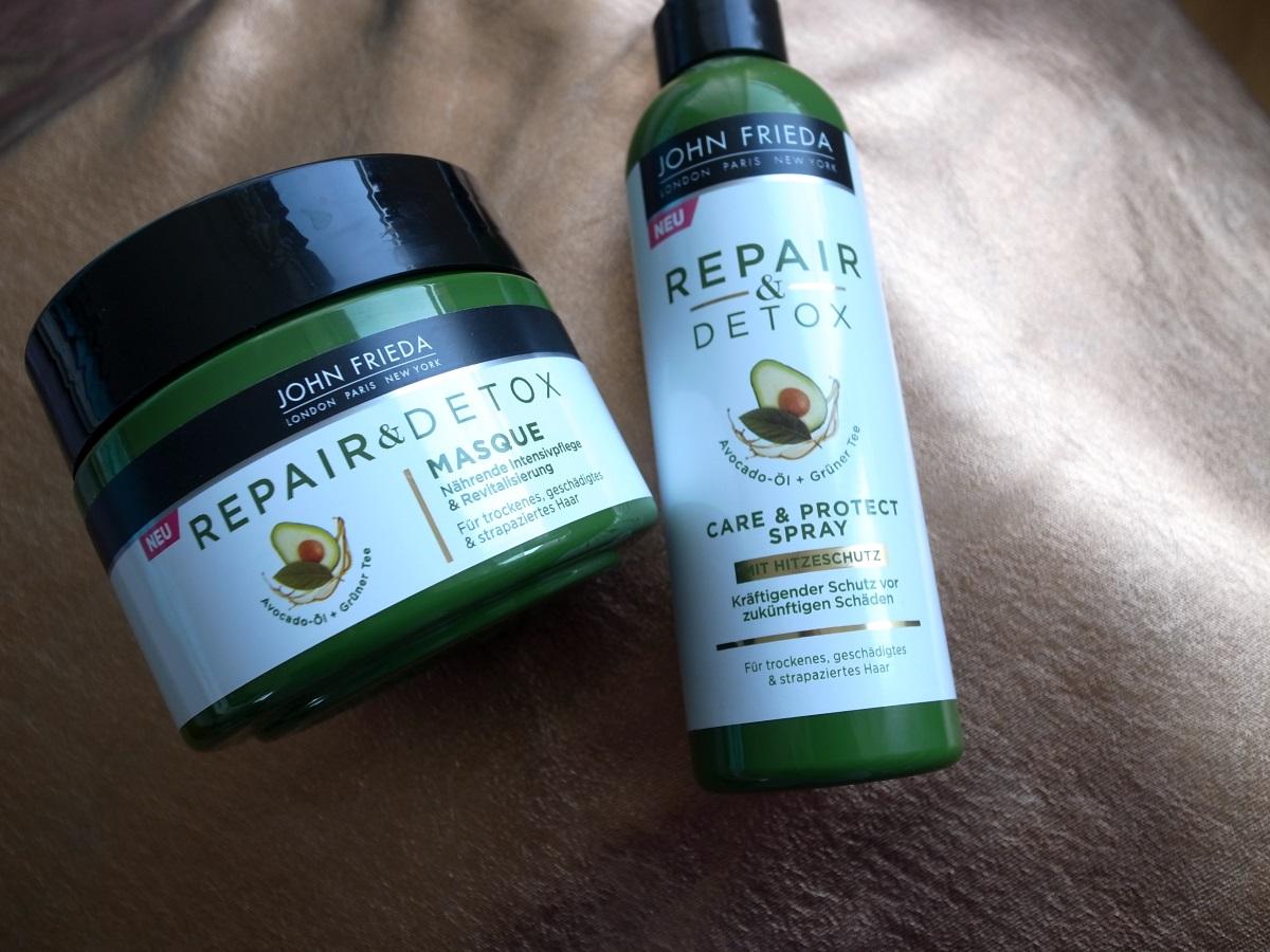 John Frieda Repair & Detox